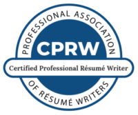 Certified Professional Resume Writer (CPRW)