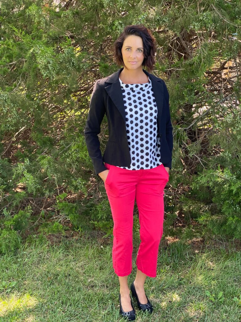 Workwear Wednesday More Dots 2