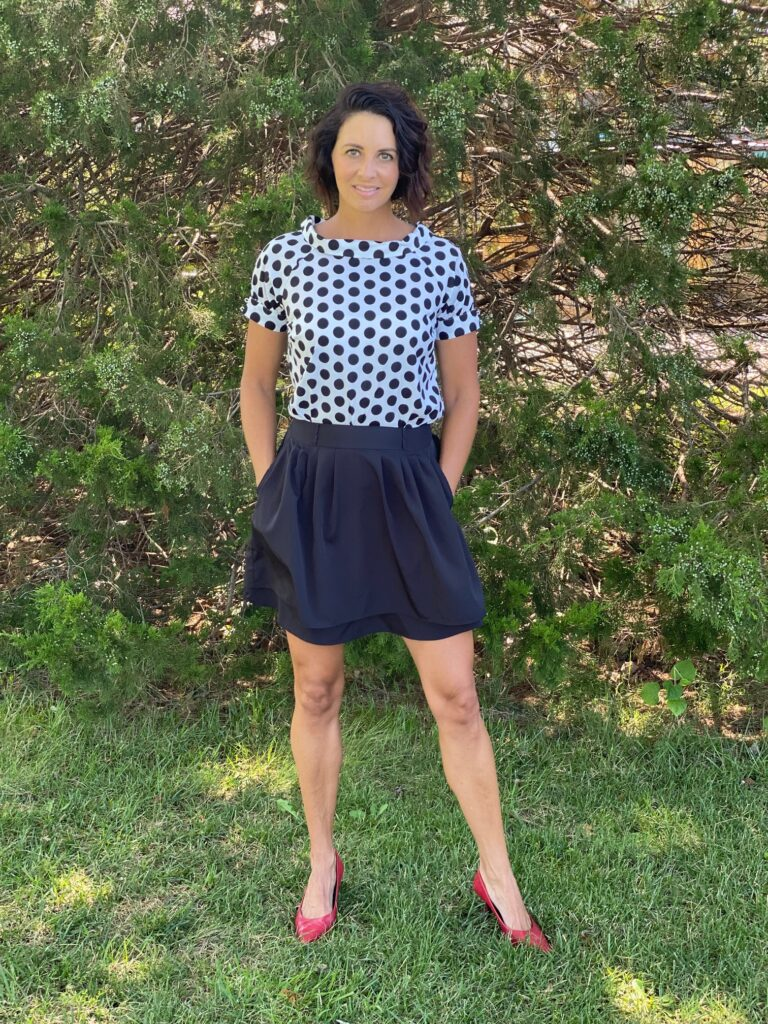 Workwear Wednesday More Dots 1